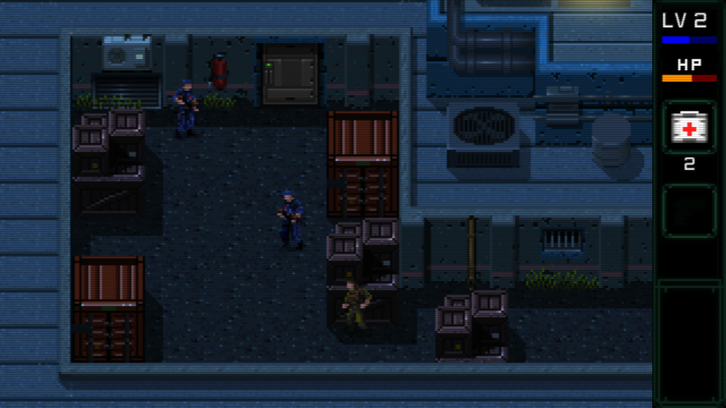 Unmetal stealth gameplay.