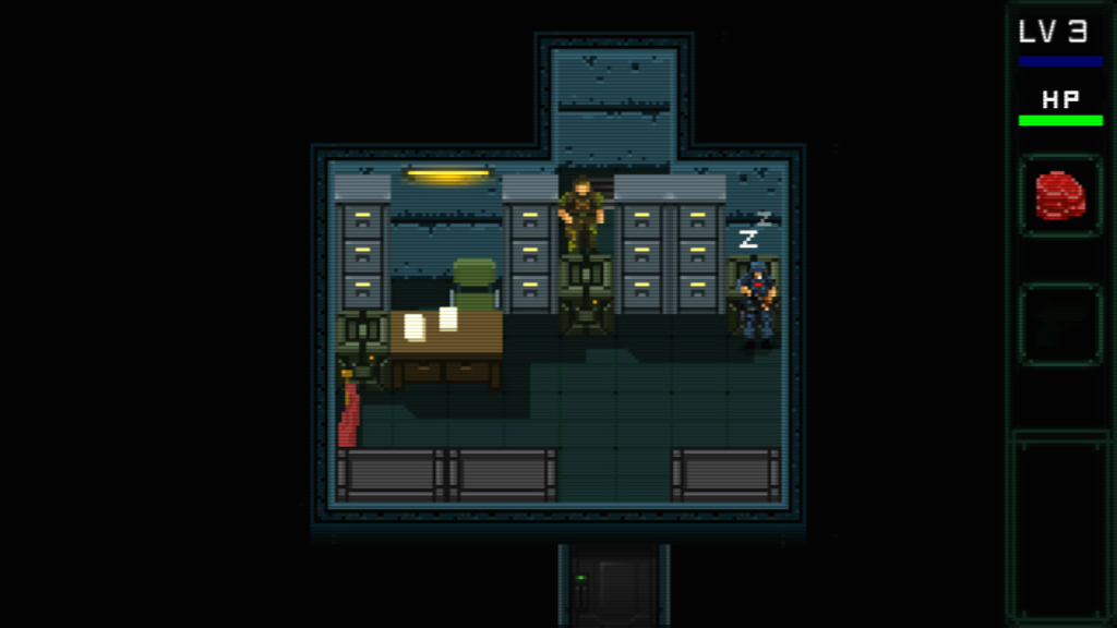 UnMetal stealth-action gameplay.