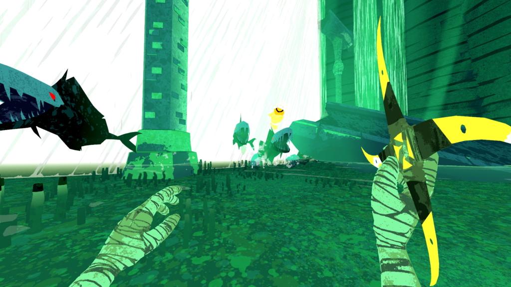 Boomerang X gameplay.