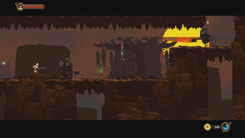 Guild of Darksteel exploration gameplay.