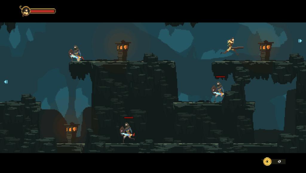 Guild of Darksteel combat gameplay.
