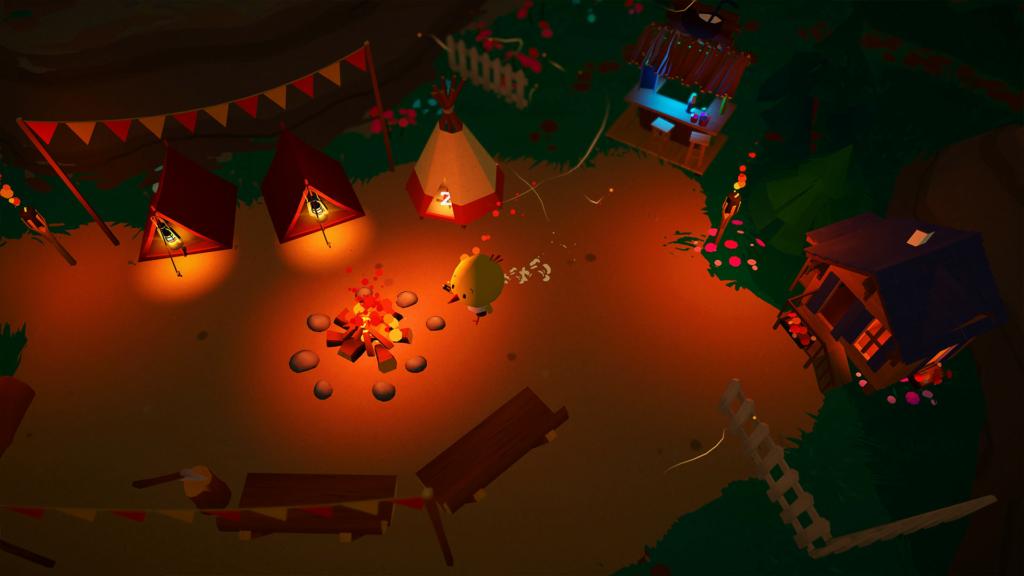 Haven Park gameplay.